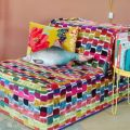 daybed flower power